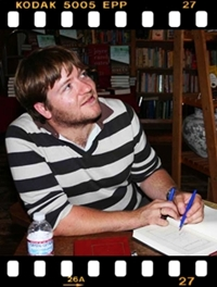 Colin Dickey at Book Works