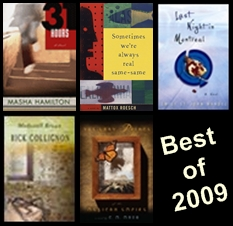 Unbridled Books Make Many 2009 Best Lists