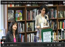 See Video of Elizabeth Huergo at Politics and Prose