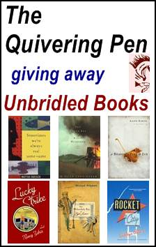 Unbridled Books Giveaway