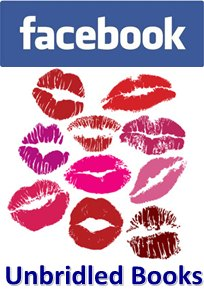 Share Your Unbridled Kisses on Facebook